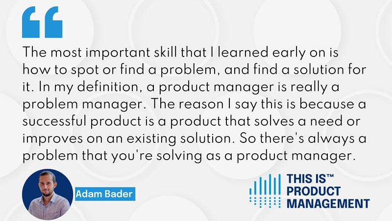 TIPM featuring Adam Bader senior Product Manager at Discovery+