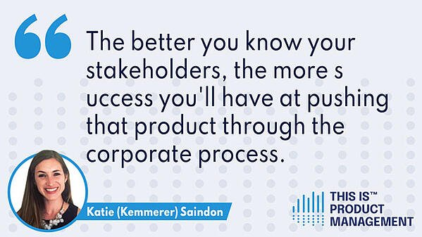 Katie (Kemmerer) Saindon, a product manager at GE Healthcare, talks about transforming into a product-centric organization